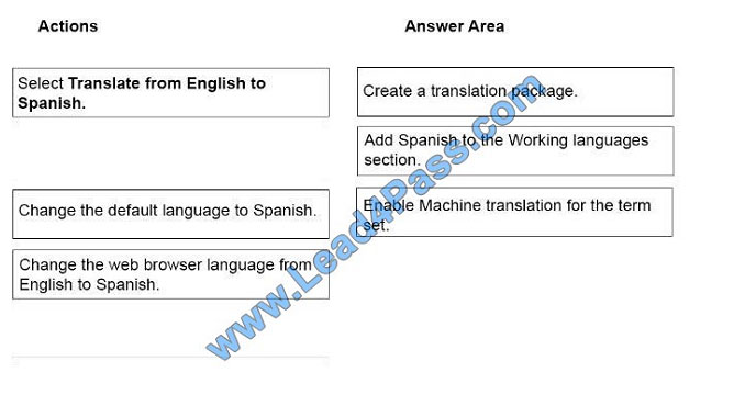 lead4pass ms-300 exam question q6-1