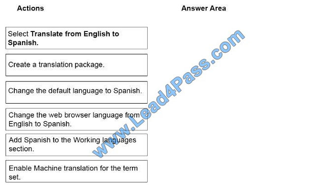 lead4pass ms-300 exam question q6