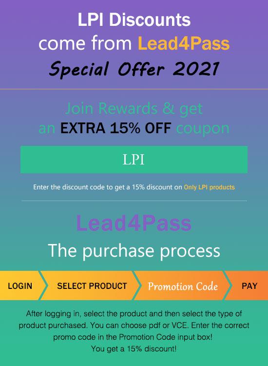 lpi coupon code